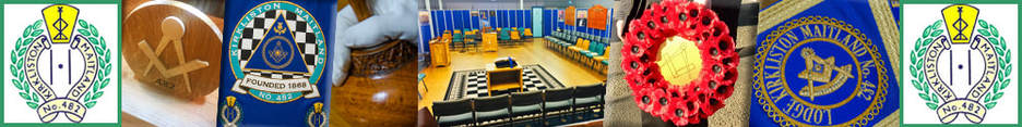 Welcome to Lodge Kirkliston Maitland 482